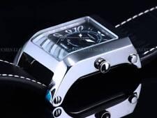 RARE NEW Invicta Time Square Swiss Made ETA 2824 Automtaic Flip Case MOP Watch