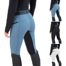 Women's Riding Pants  Exercise High Waist Sports Yoga Riding Equestrian Breeches