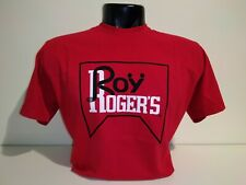T.SHIRT ROY ROGER'S_UOMO_JERSEY ROY VINT4_VINTAGE RED