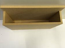 Wooden magazine & folder holder *custom sizes available on request*