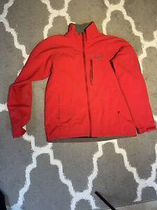 marmot jacket mens large