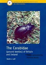 The Carabidae (ground Beetles) of Britain and Ireland by Martin L. Lu