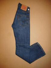 "BIG 'E"" LEVI'S Selvedge Redline Seam 505 0217 LVC Red Tab Jeans 28X32 -E21"