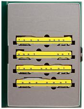 KATO N scale 923-3000 Shinkansen Dr.Yellow 4 Cars Add-On Set 10-897 NEW F/S