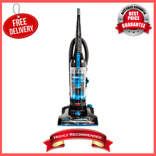 BISSELL PowerForce Blue Helix Bagless Upright Vacuum Cleaner Lightweight Washabl