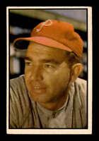 1953 Bowman Color #133 Willie Jones  EX+ X1481394