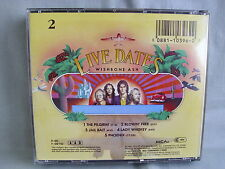 Wishbone Ash- Live Dates- MCA 1992- 2 CD-Box