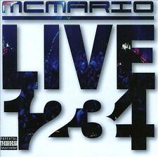 Mc Mario : Live at 1234 CD