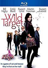 BRAND NEW BLU-RAY // Wild Target // EMILY BLUNT,BILL NIGHY,MARTIN FREEMAN,RUPERT