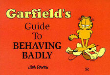 Garfield's Guide to Behaving Badly by Jim Davis (Paperback, 1996)