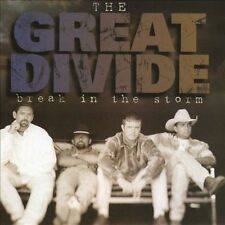 Break in the Storm by The Great Divide (CD, Mar-1998, Atlantic (Label))