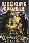 King Kong vs. Godzilla Dvd Ishiro Honda(Dir) 1962