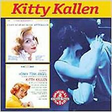 SEALED ! If I Give My Heart to You/Honky Tonk Angel by Kitty Kallen (CD,3/00,Col