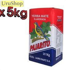 Y22b PAJARITO VALUE BUMPER PACK 5KG YERBA MATE TEA
