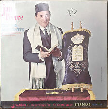 JAN PEERCE: Cantorial Masterpieces-SEALED1968LP Abraham Ellstein Conducting