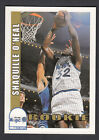 Shaquille Oneal 1992-93 Hoops Rookie Card #442