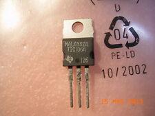 Tic106a Texas Instruments tiristor, pnpn, 100v 5a to-220