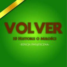 Volver - 10 historii o milosci (CD 2 disc) Edycja Swiateczna NEW