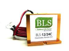 Battery Life Saver BLS-12/24C Desulfator Rejuvenator 12v 24v Battery Systems