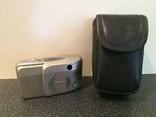 Nikon Lite Touch Zoom 70 W 35 mm Cámara Compacta Con Estuche – MBC/Probado