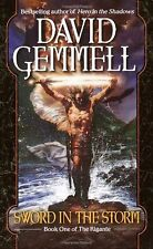 Sword in the Storm (The Rigante Series, Book 1) by David Gemmell