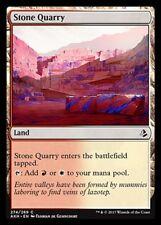 Stone Quarry NM X4 Amonkhet Land Common MTG Deck Exclusive
