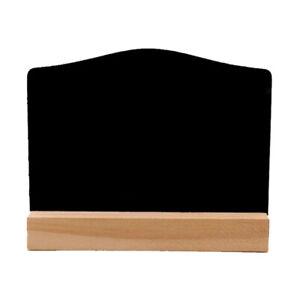 Wooden Frame Stand Up Chalkboard Vintage Blackboard For Bar Cafe Countertop