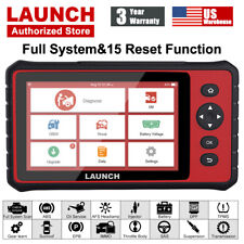 LAUNCH X431 CRP909 Automotive OBD2 Full System Diagnostic Scanner IMMO Key TPMS