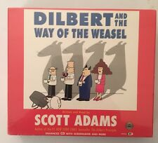 New Sealed Dilbert and the Way of the Weasel by Scott Adams (2002, Cd, Abridged)