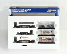 Fleischmann H0 -Güterwagen Set Jubiläumszug- KPEV Ep. I Art.-Nr. 874904 / AG 456