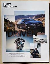 BMW Magazine Spring Summer 2015 Driven #6 Dream Routes i3 Motorsport Amsterdam