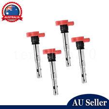 4pcs Ignition Coil Packs 06E905115E for Audi R8 S3 A4 A5 A6 Golf Skoda