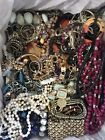 Mixed Jewelry Crafters Lot Mismatched Broken Crafts Repair ~ Over 16lbs ~ (Box4)