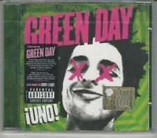 CD GREEN DAY : ì UNO !  NUOVO  SIGILLATO
