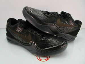 DS 2013 Nike Kobe 8 EXT YEAR OF THE SNAKE BLACK 11.5