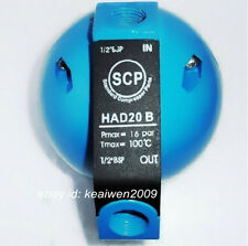 """Automatic Condensate Mechanical Float Drain 1/2""""BSP 400L/M HAD20B compressed air"""