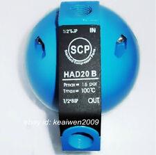 """Automatico condensato Mechanical Float drenaggio 1/2 """"BSP 400L / M had20b aria compressa"""