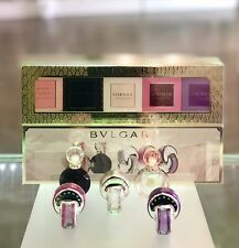 BVLGARI WOMEN'S GIFT COLLECTION 5 PCS SET