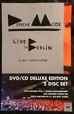 "Depeche Mode - Live In Berlin Promo Poster 11"" x 17"""