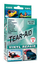 Tear-Aid  Patch Type B  Clear  Vinyl Repair Patch Kit
