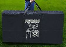 "Cornhole Board Carrying Case Bag Tote Bag 48.5"" x 24.5"" flyhalf player Printing"