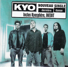 CD CARTONNE CARDSLEEVE KYO DERNIERE DANSE 2T FRENCH STICK NEUF SCELLE