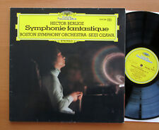 SDG 2530 358 Berlioz Symphonie Fantastique Seiji Ozawa Boston Symphony EXCELLENT