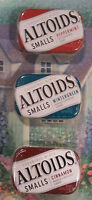 Altoids Smalls Sugar Free Mints 50 Pc Cinnamon, Peppermint Wintergreen U Choose