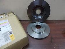 2 disques de frein avant rover 25 45 coupe 400 200 civic CRX df 3021 186438