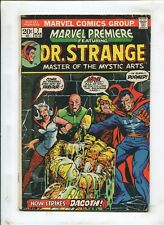 MARVEL PREMIERE #7 - NOW STRIKES ... DAGOTH! - (3.5) 1973