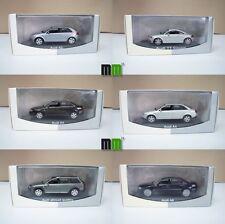 Minichamps Auto-& Verkehrsmodelle mit Limousine-Fahrzeugtyp für Audi