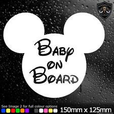 """5.1/"""" coup d/'oeil Minnie v2 Autocollant Vinyle Autocollant Voiture Fenêtre Ordinateur Portable Disney Souris Mickey"""