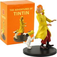 The Adventures of Tintin Statue Figure Collectible Model Toy 18CM