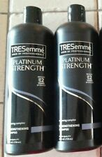 Tresemme Platinum Strength Strengthening Shampoo 25 fl oz (2 pack)